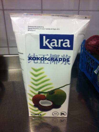KaraKokosmjölk